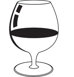 wine6 vector image