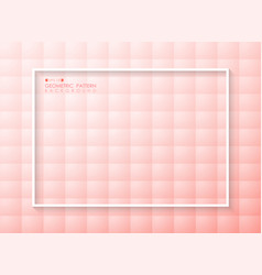 abstract of futuristic gradient pink living coral vector image