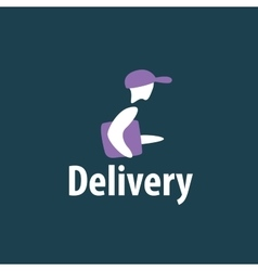Delivery logo vector