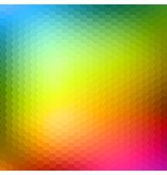 Abstract Hexagonal Background vector image