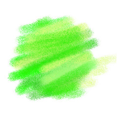 Green watercolour texture vector