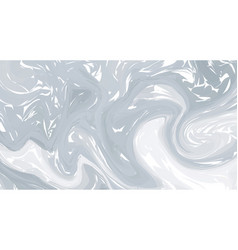 marble texture light marble background fluid vector image
