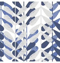 Retro pattern background vector image