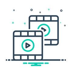 Video vector
