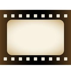 Film Frame vector image vector image