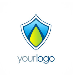 Shield guard logo vector
