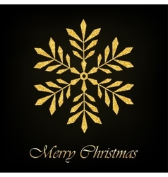 Abstract Merry Christmas Background with vector image