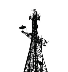 Communication antenna vector