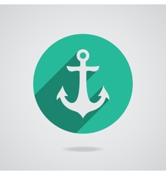 Nautical Anchor vector image