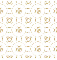 gold and white background abstract geometric grid vector image