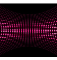 Pink black vector