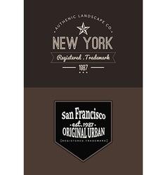 Typography t-shirt design vector