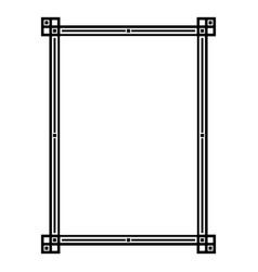 Border frame 0003 vector