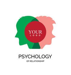Psychology family mental health or family rehab vector