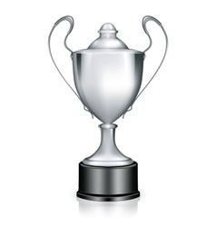 Silver Trophy vector