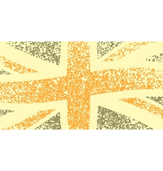 UK flag vector image