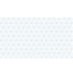 modern geometric pattern vector image vector image