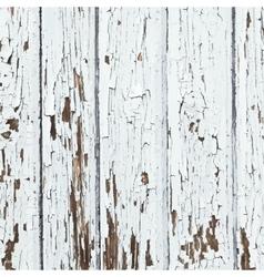 White peeled planks vector