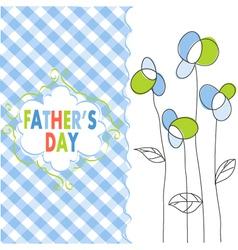 Father s day vector image