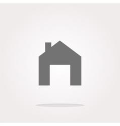 House Icon House Icon House Icon Eps vector image