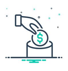 Save money vector