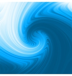 Abstract glow Twist with blue flow EPS 8 vector image vector image