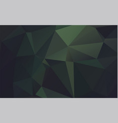 Abstract business green background vector