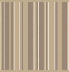 coffee color striped background seamless pattern vector image