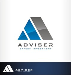 Finance adviser vector