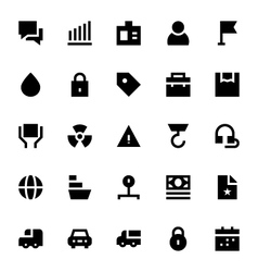 Shipping and Delivery Icons 3 vector