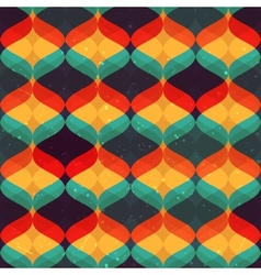 Colorful abstract pattern Seamless vector image
