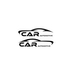 car logo in clean vector image