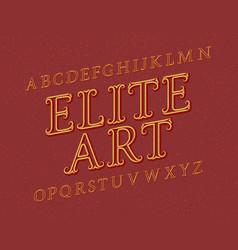 Vintage Script Typeface Vector Images (over 3,300)