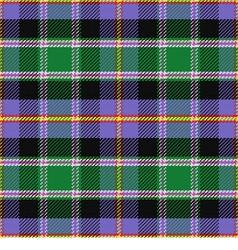 seamless pattern Scottish tartan Colorado vector image