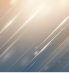 abstract lighting background with diagonal lines vector image