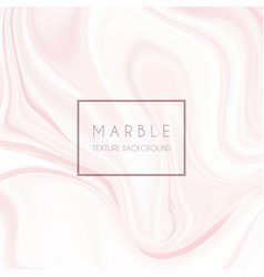 Pastel pink marble texture background vector