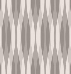 shades gray abstract wavy background vector image
