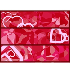a Valentines Day vector image