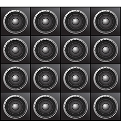Audio Speakers vector