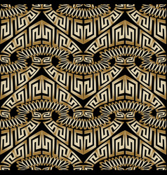 Greek abstract seamless pattern vector