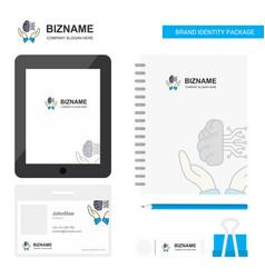 Safe cloud business logo tab app diary pvc vector