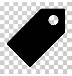 Tag icon vector