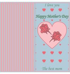 mom3 vector image vector image