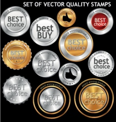 best choice vector image vector image