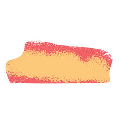 Abstract flag sketch of spain vector