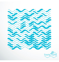 technological wallpaper made with abstract lines vector image