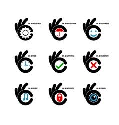 Creative b letter icon abstract logo vector