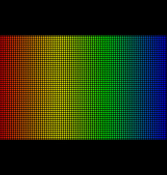 Led screen texture vector