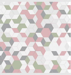 Scandinavian style abstract design background vector