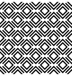 Seamless wallpaper pattern Modern stylish texture vector image